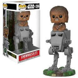 Funko Chewbacca with AT-ST