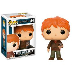 Funko Ron Weasly with Scabbers