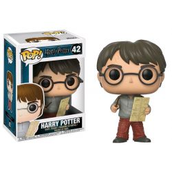 Funko Harry Potter with map