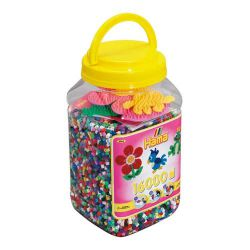 2064 Bote 16.000 beads y 3...